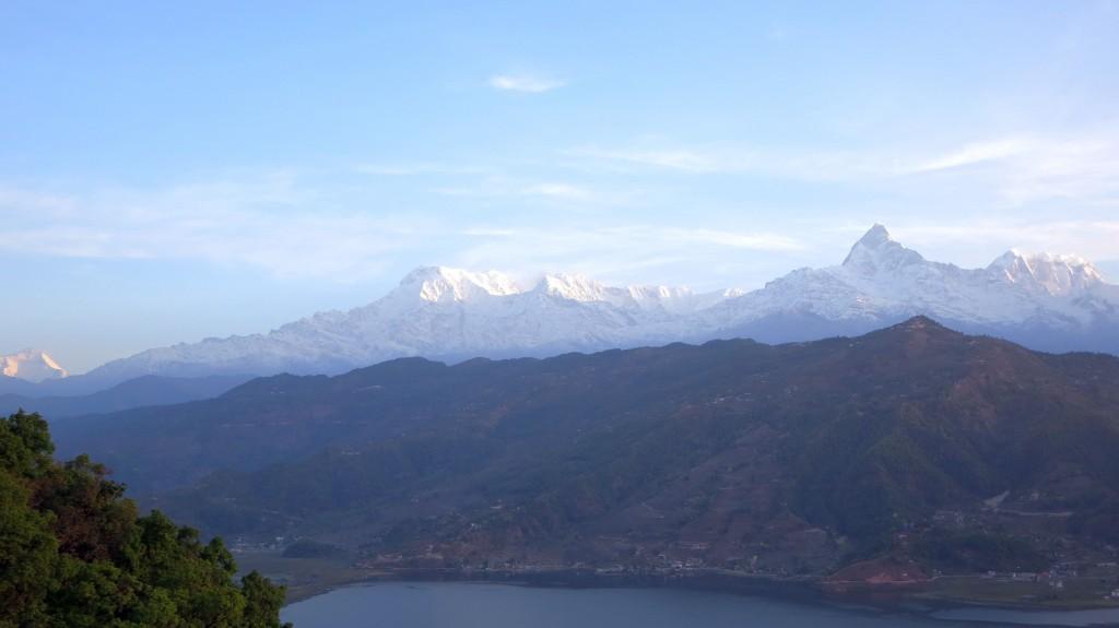 Der Himalayakamm