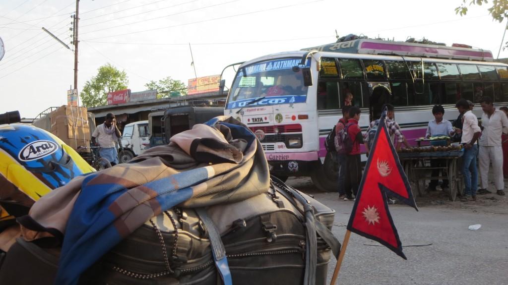 Grenzgänger von Nepal Nach Indien