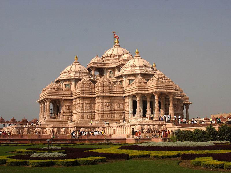 Akshardham Delhi Temple